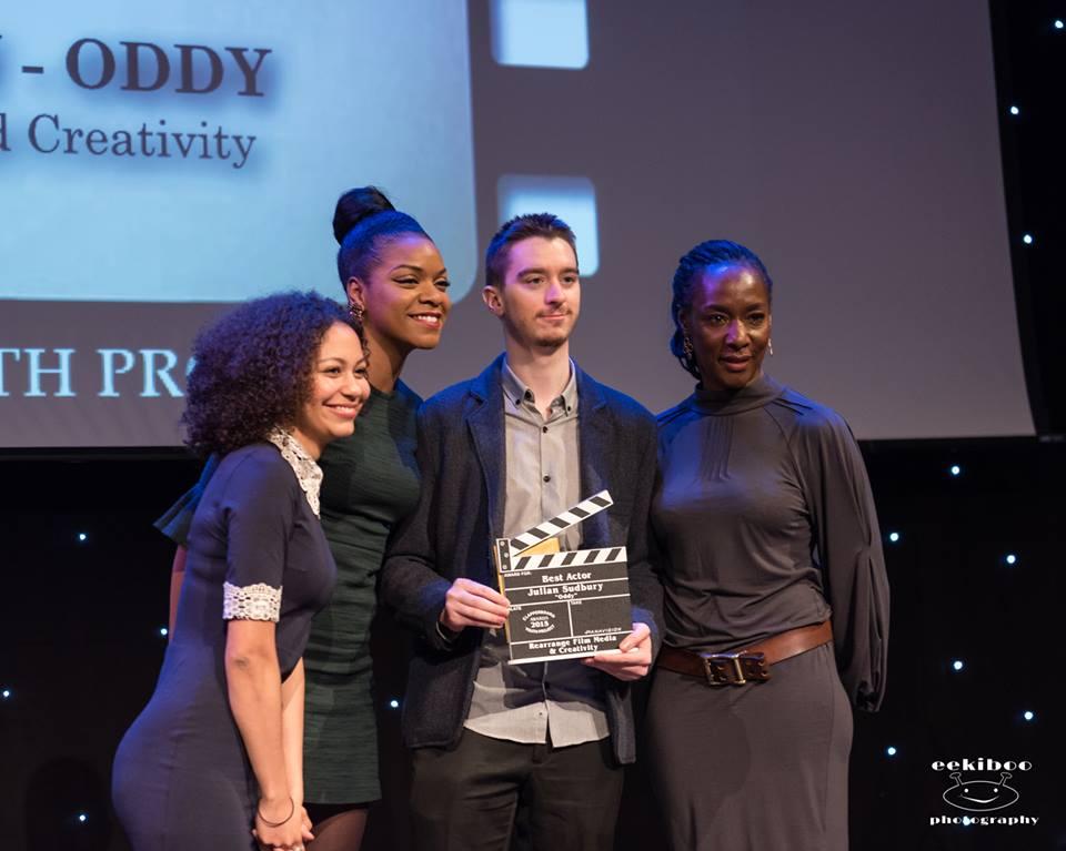 4. Julian Sudbury - Best Actor, Oddy